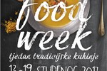 Trad food week